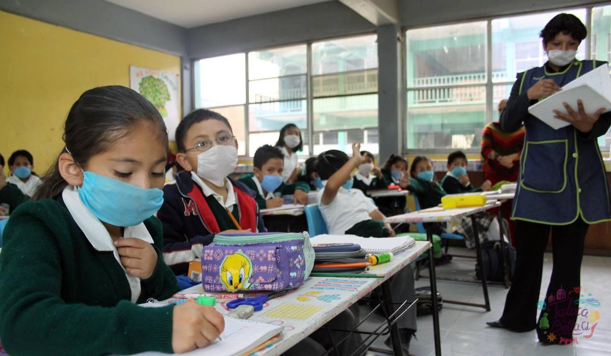 Hoy inicia el proceso de reinscripción 2021 preescolar, primaria y secundaria EdoMéx