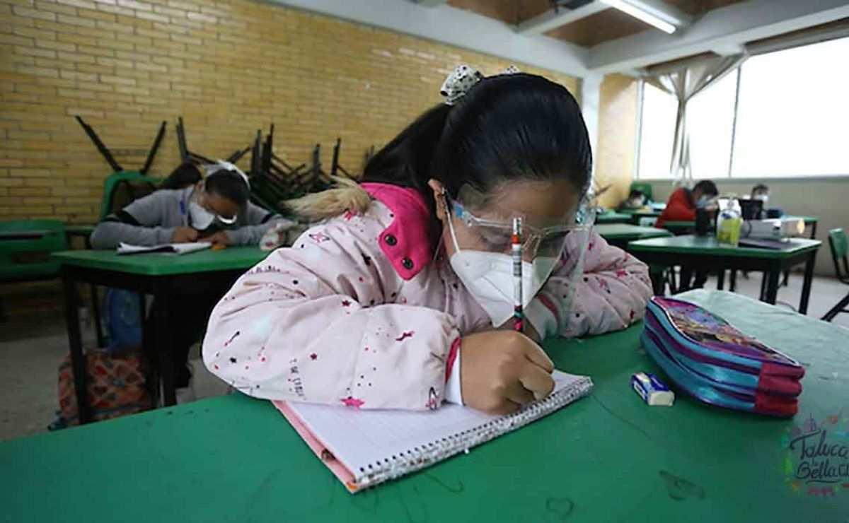 La SEP México estableció una serie de medidas que servirán para garantizar la seguridad en el regreso a clases