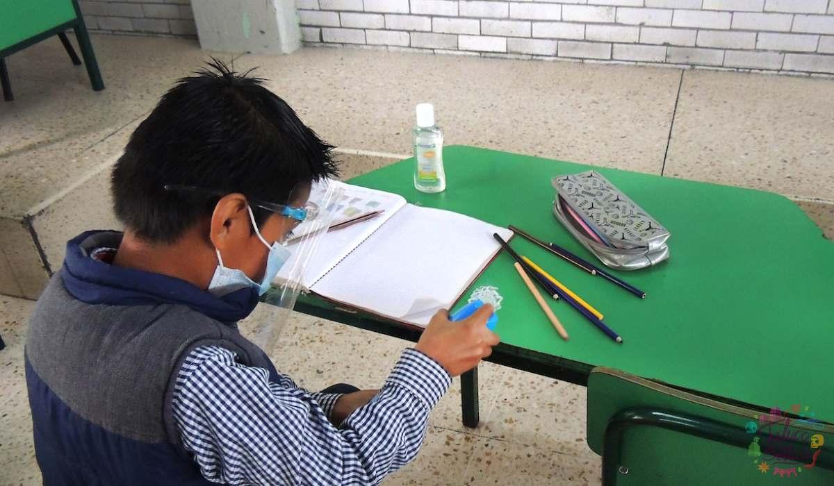 Nueva normalidad en las clases por la pandemia del COVID-19