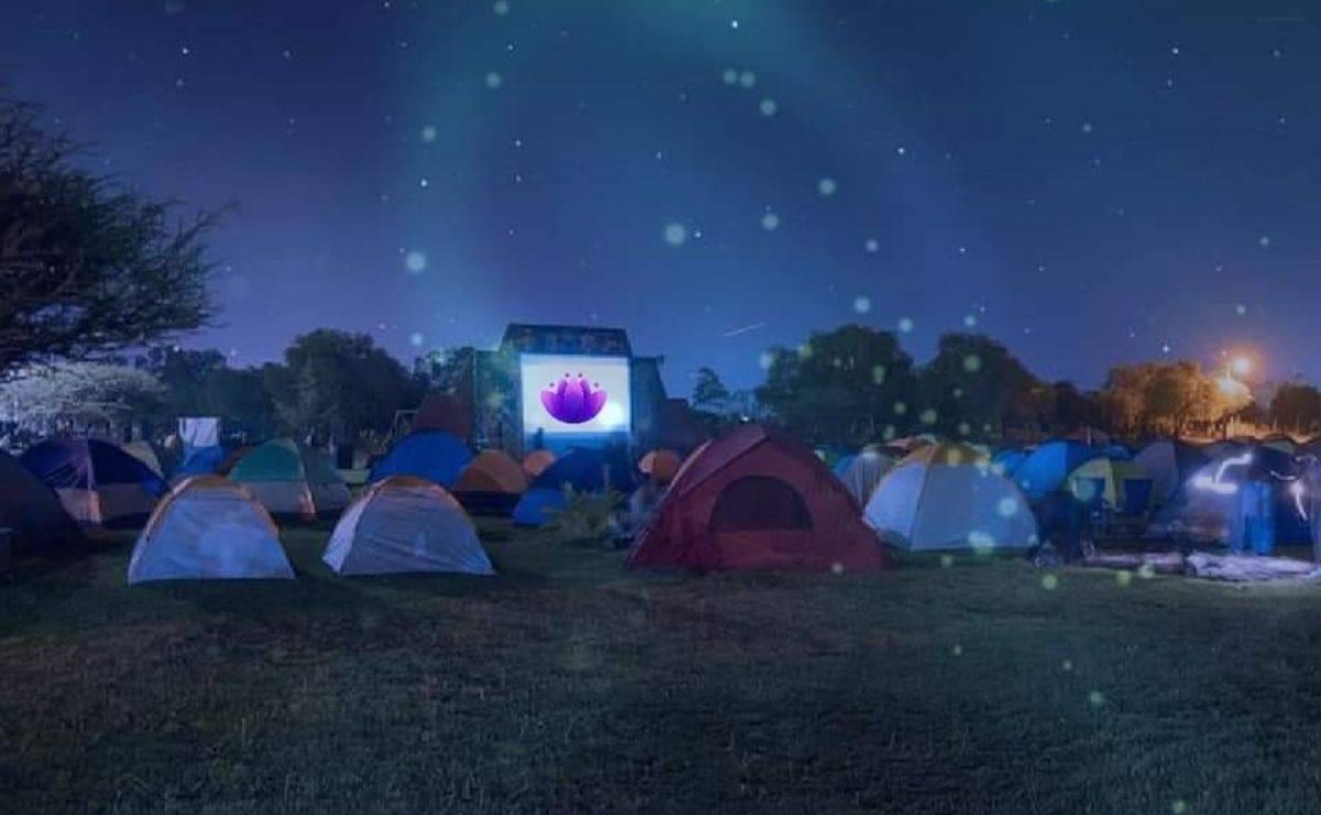 Teoticamping - Picnic y cine campamento en Teotihuacán