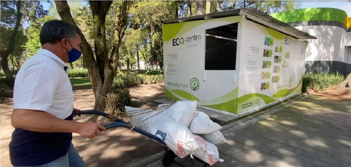 Ubicación de los 14 ecocentros de Toluca para canjear residuos sólidos