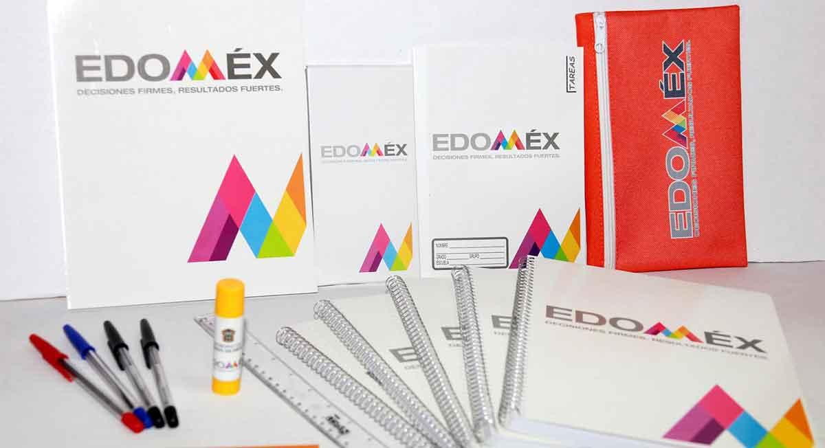 Útiles escolares EDOMEX, cómo solicitarlos, cuándo se entregarán y qué incluirán