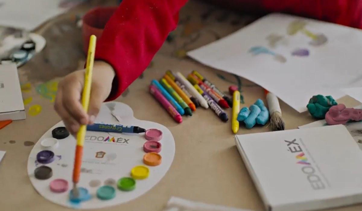 EdoMéx seguirá apoyando a los mexiquenses con la entrega de Útiles escolares 2021