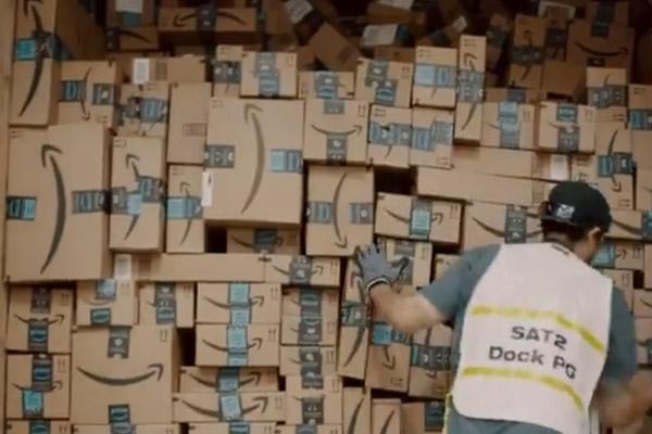 Amazon lanzará ofertas de trabajo para alrededor de 55 mil personas