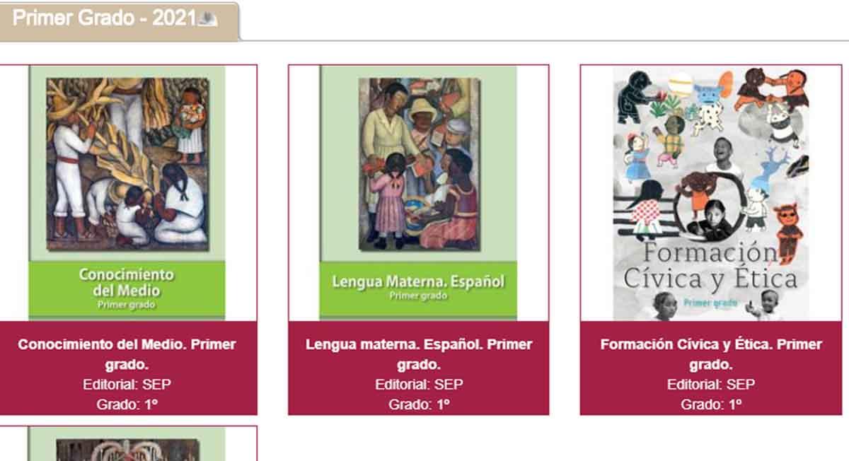 Libros de Texto gratuitos primaria Edomex 2021, así podrás descargarlos