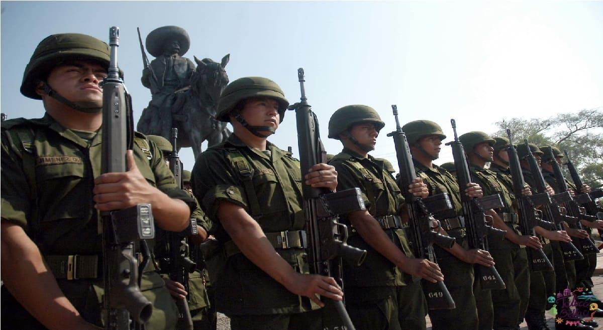¿Cómo poder entrar al ejército mexicano?