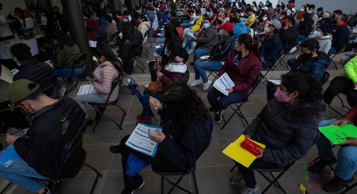 Calendario de vacunación Toluca segunda dosis para mayores de 18 años