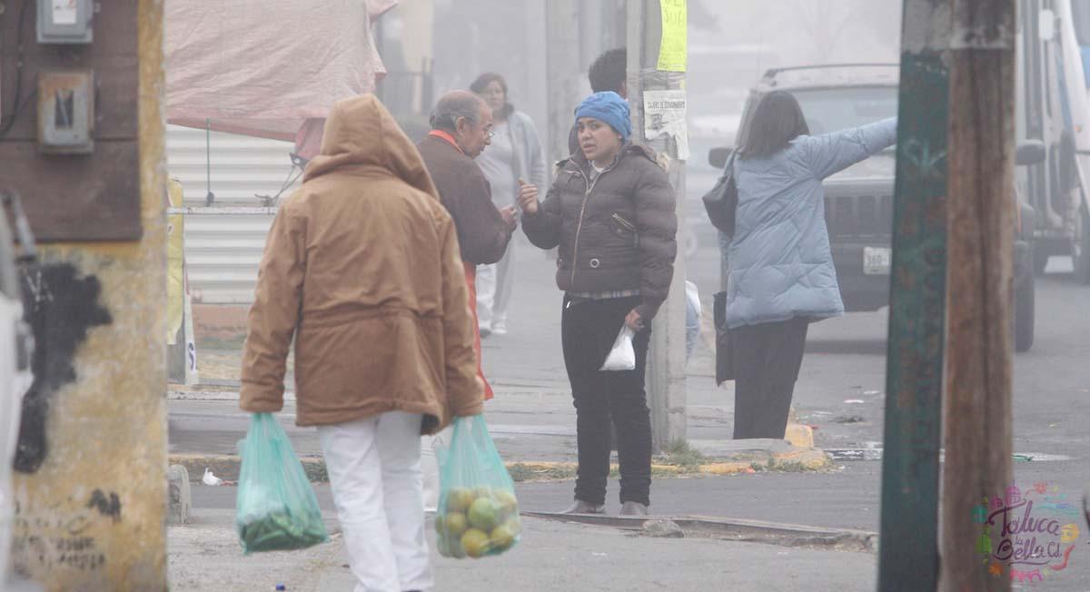Clima Edomex: Toma tus precauciones que ya llegó el primer frente frío