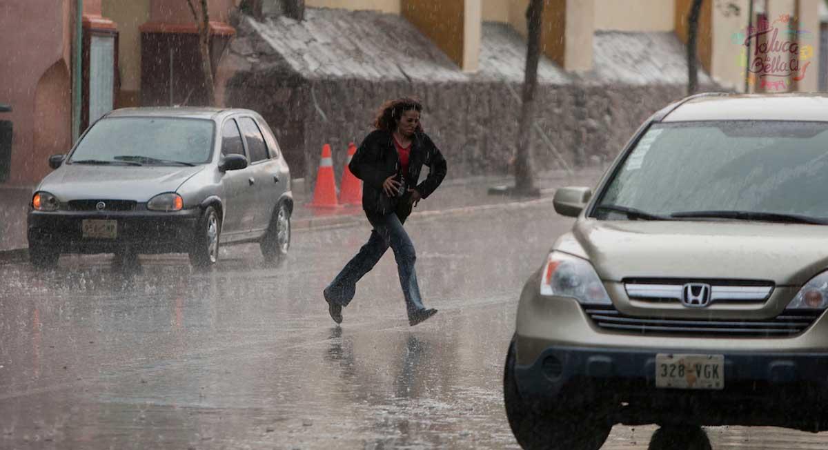 Clima en el Edomex hoy: se pronostican lluvias fuertes, aquí los detalles
