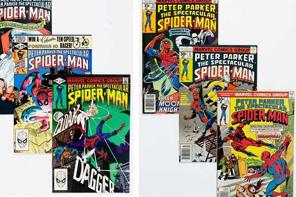 Cómic Spiderman 1 se vende en más de 71 millones de pesos