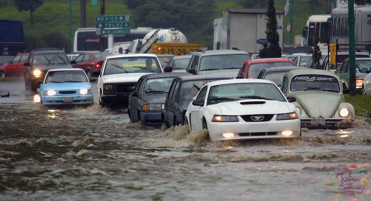 Depresión tropical se forma en el océano pacífico, ¿afectará al Edomex?