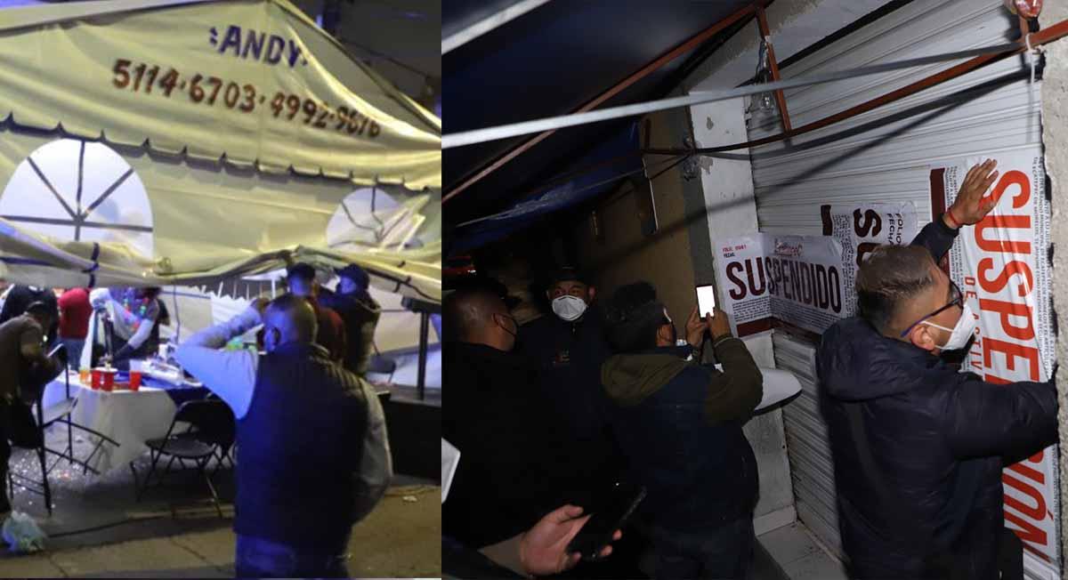 Ecatepec: Autoridades dispersan fiesta de XV años
