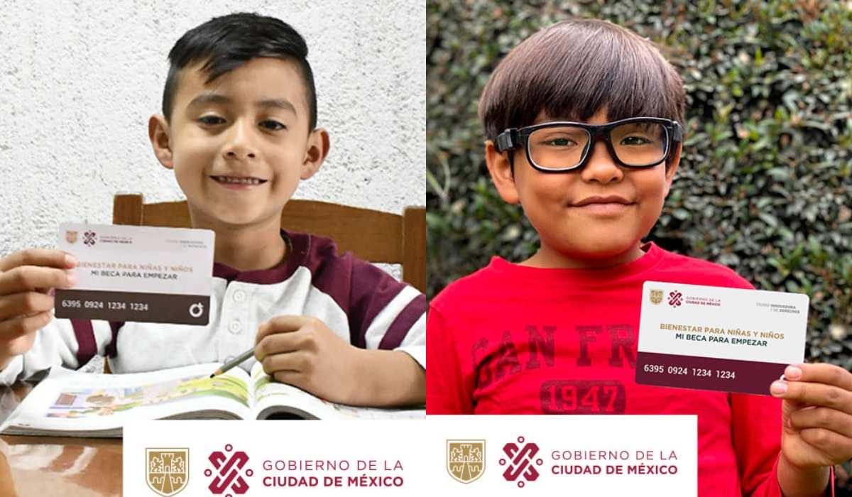 Calendario de registro de Mi Beca Bienestar 2021 para niños de educación básica