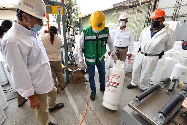 Gas Bienestar: Este será el precio de los cilindros de 20 y 30 kg