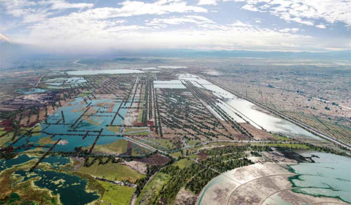Parque Ecológico Lago de Texcoco, Edomex: ¡Será 15 veces más grande que el Bosque de Chapultepec!