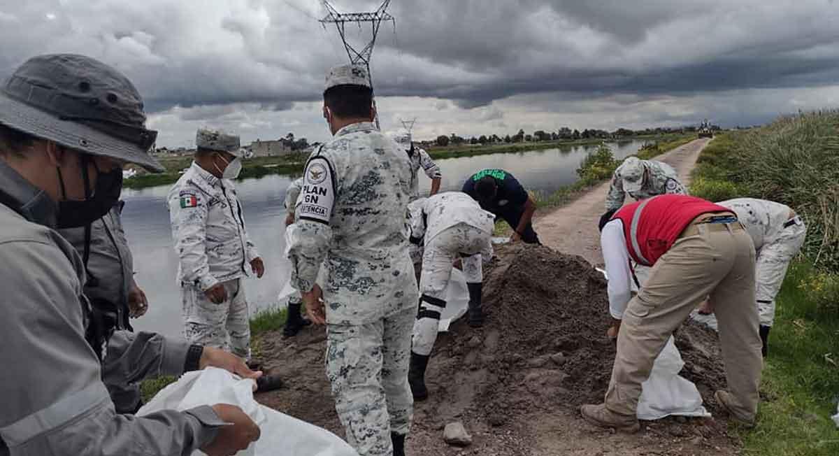 ¿Peligran habitantes cercanos al río Lerma?, conoce las acciones preventivas en la zona
