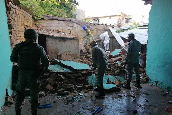 Sismo 2021: 410 réplicas se han registradas del sismo del martes pasado
