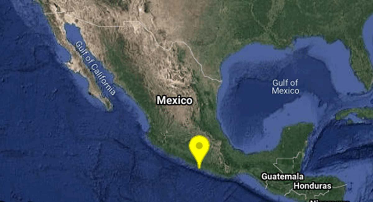 Sismo de magnitud 4.2 fue registrado de nuevo este lunes