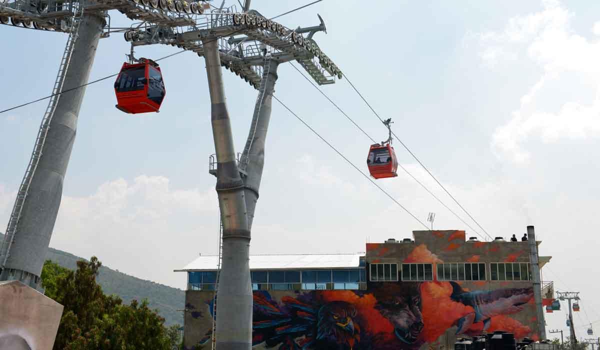 El Gobierno del Estado de México creará una nueva línea del Sistema de Transporte Eléctrico para conectar al estado con el Metro de la CdMx.