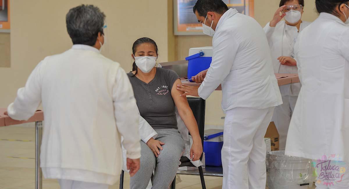 Vacuna covid Metepec: ¿Dónde se puede recibir la segunda dosis?