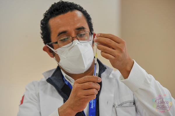 Vacunas de 18 a 29 años: Estas son las sedes de Metepec y Zinacantepec