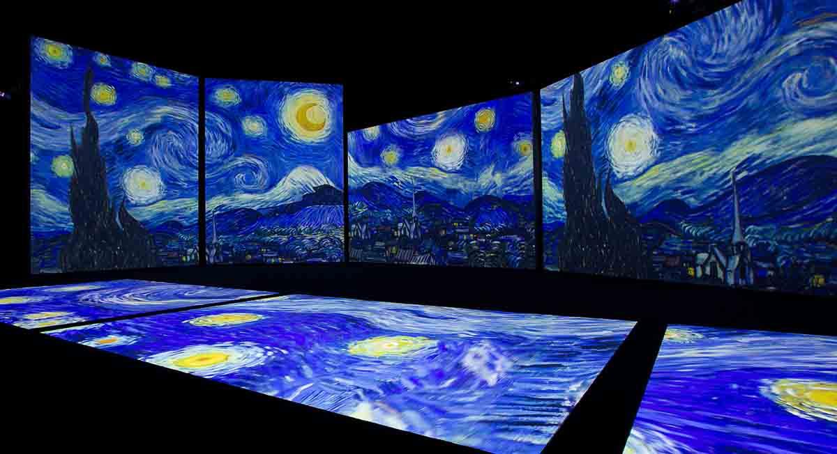 Van Gogh Alive Toluca 2021: ¿dónde estará la exposición de arte digital?