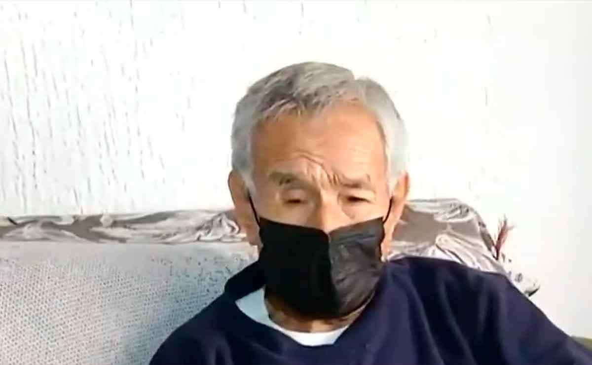 Abuelito pierde sus ahorros en Banco Azteca