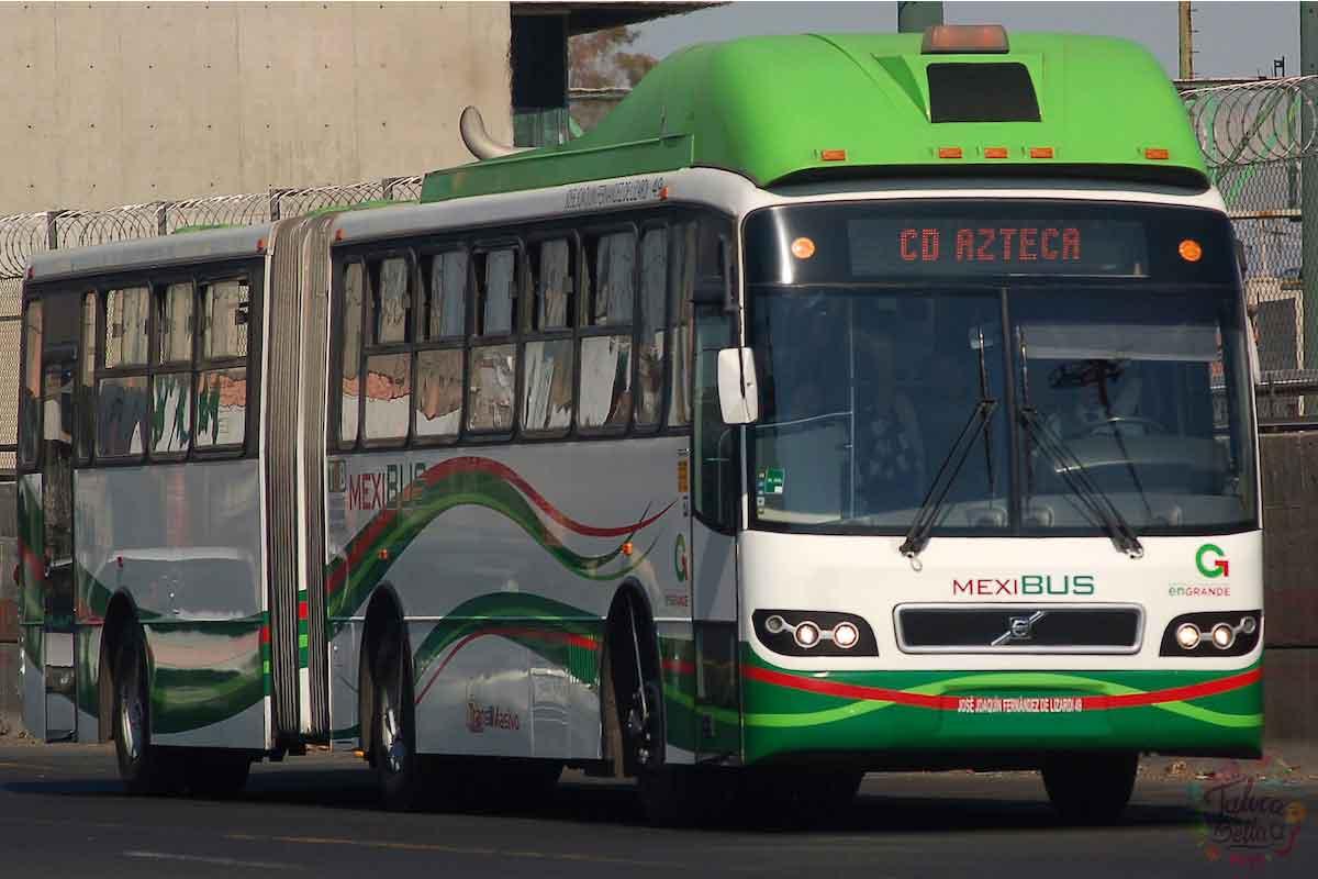 Mexibús: El Gobierno del Estado de México creará una nueva línea del Sistema de Transporte Eléctrico para conectar al estado con el Metro de la CdMx.