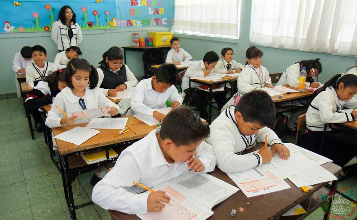 Beca de 800 pesos mensuales para primaria y secundaria en Edomex: Cómo solicitarla