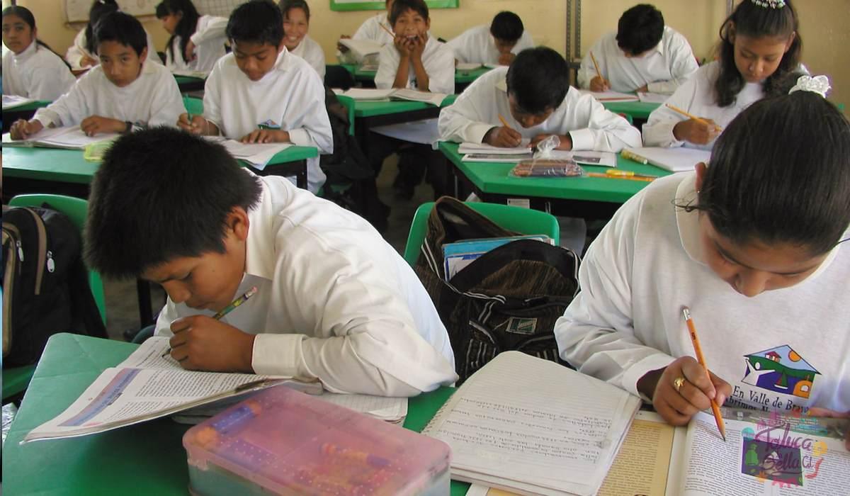 Beca Benito Juárez 2021 registro alumnos de preescolar, primaria y secundaria