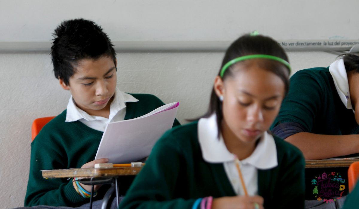 Convocatoria de la Beca Educación Básica EdoMéx ciclo escolar 2021-2022 en formato PDF