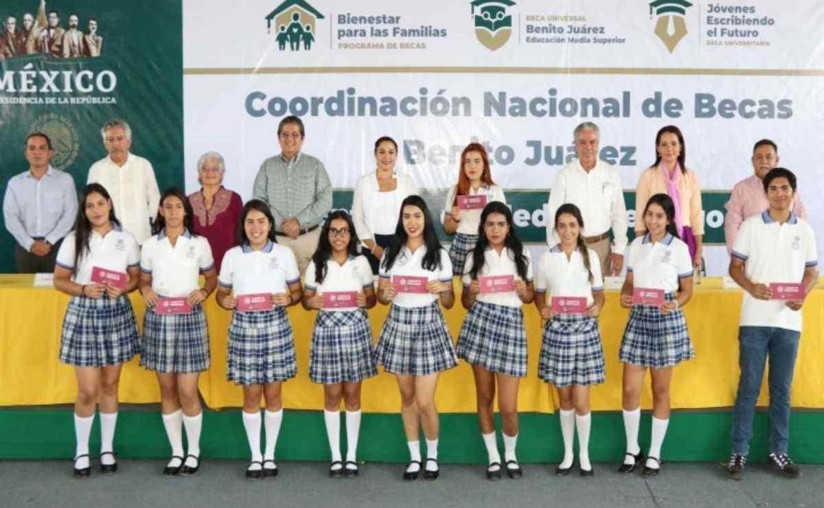 Consulta los requisitos y fechas de pago para las Becas Benito Juárez 2021 para alumnos de preescolar, primaria y secundaria