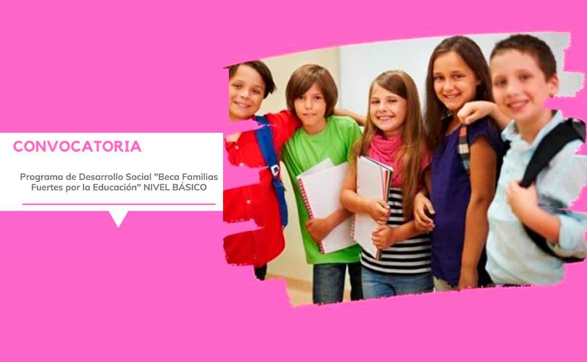 Becas Educación Básica Edomex 2021 ¿Cómo tramitar beca para primaria?