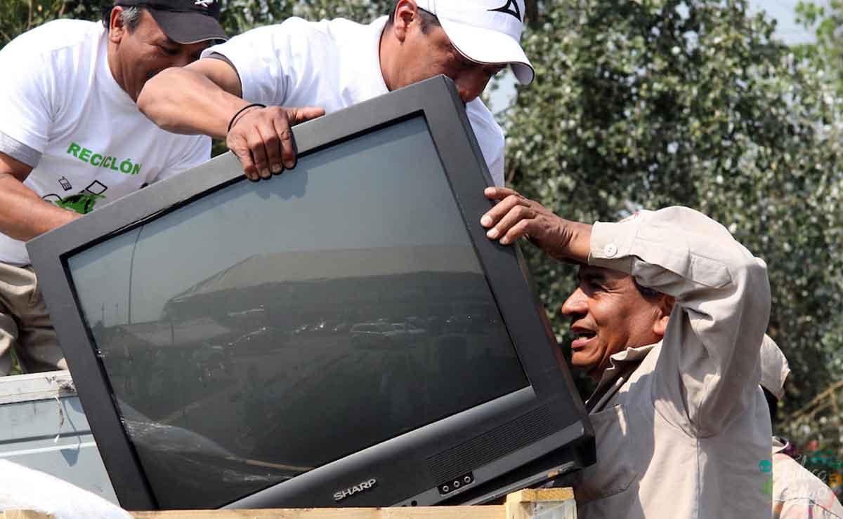 Cambia tu TV vieja por hasta 10 mil pesos: Paso a paso