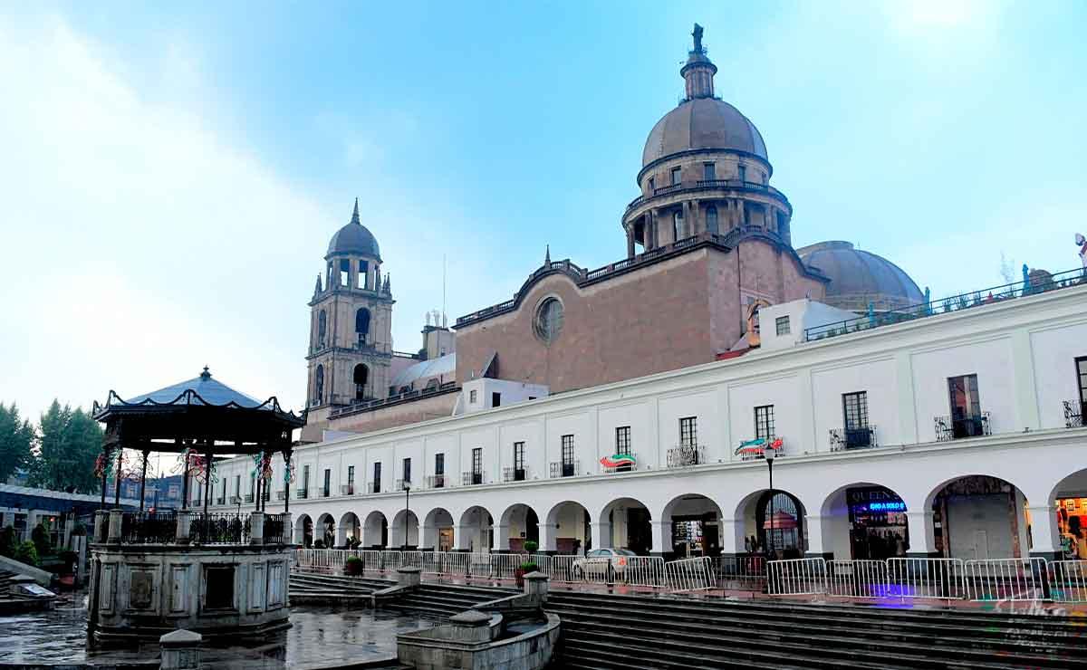 Cierran calles de Toluca por festejos patrios ¡Toma tus precauciones!