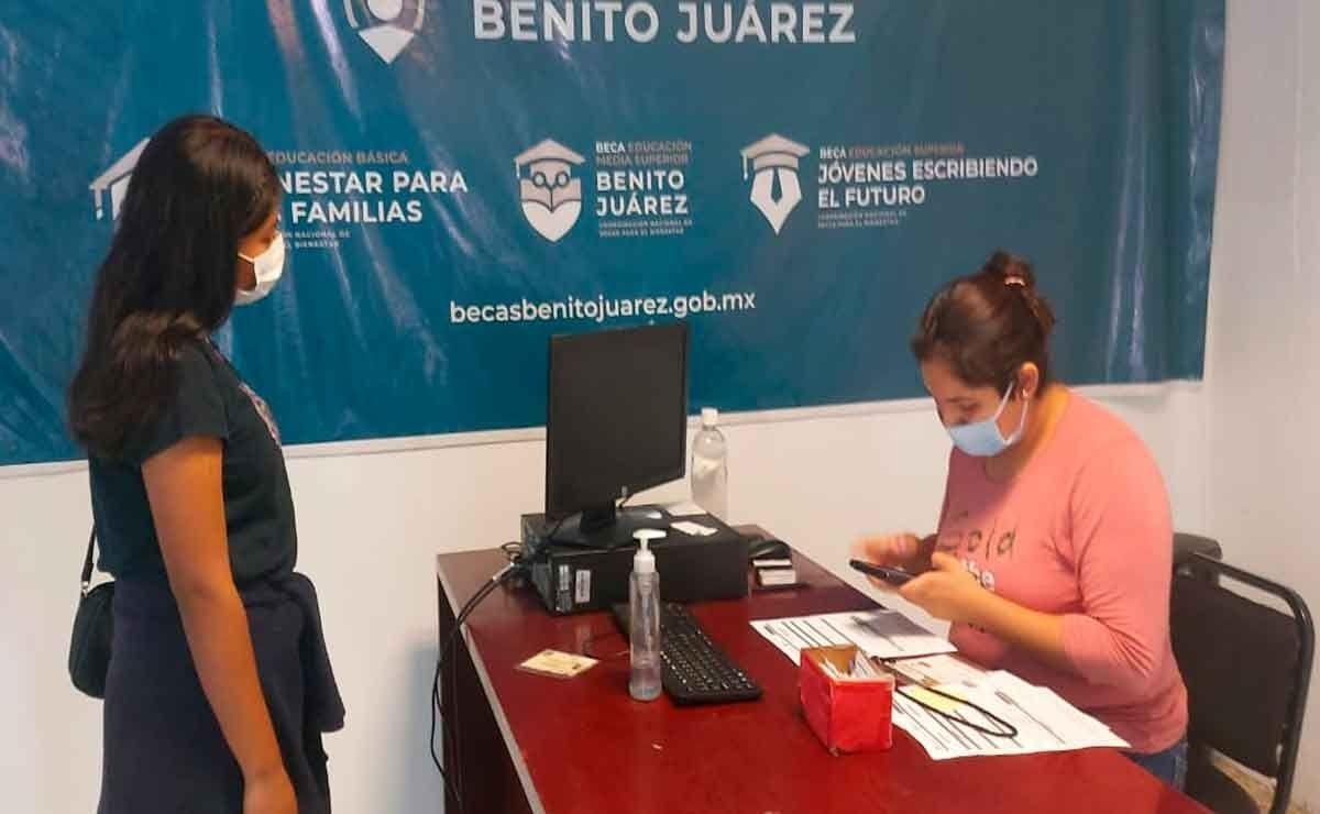 Realiza una cita para las Becas Benito Juárez y reclamar pagos pendientes