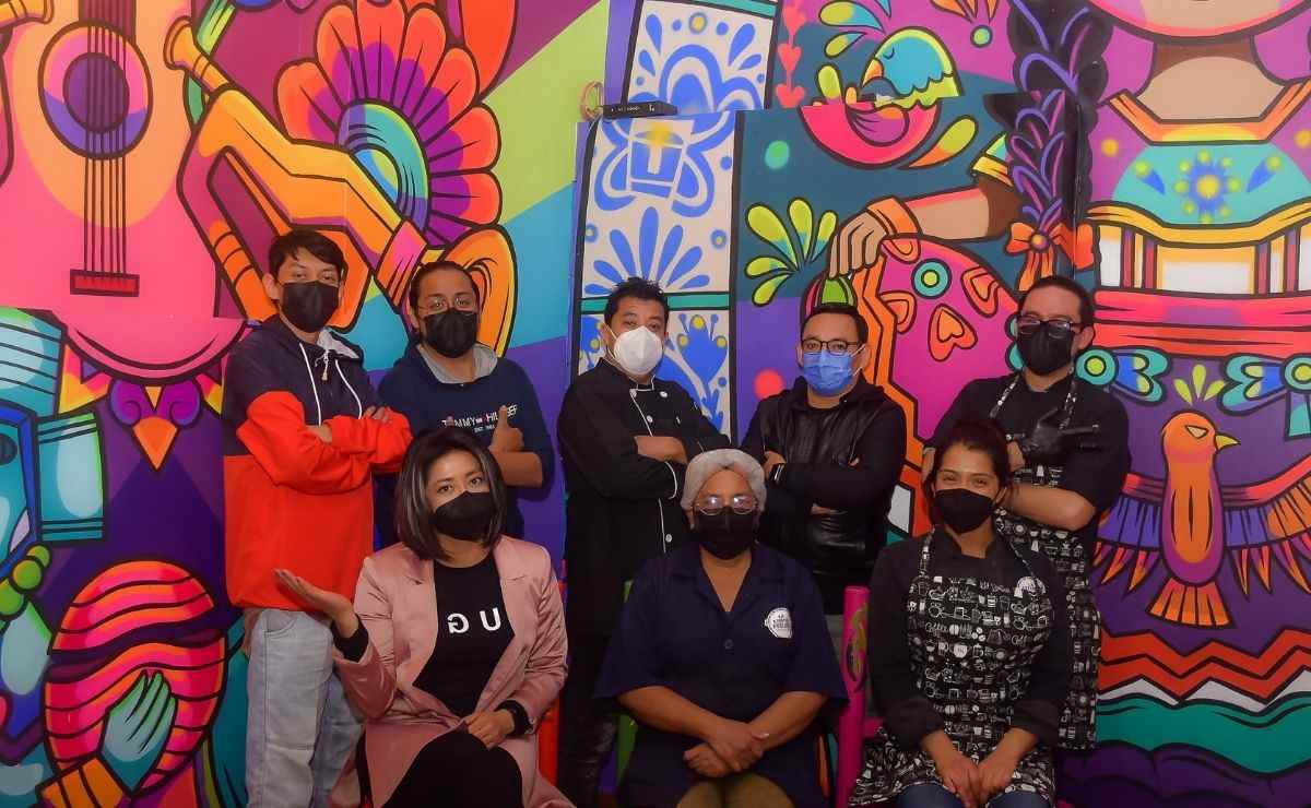 La China Poblana estará abriendo sus puertas a mediados del mes de septiembre en el centro de Toluca