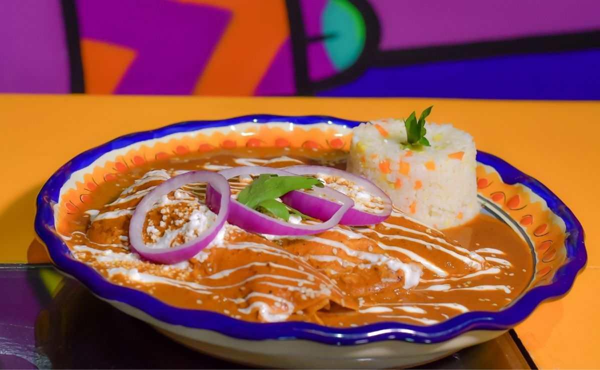 La China Poblana fue desarrollada con el propósito de ofrecer a la gente la comida tradicional de Puebla