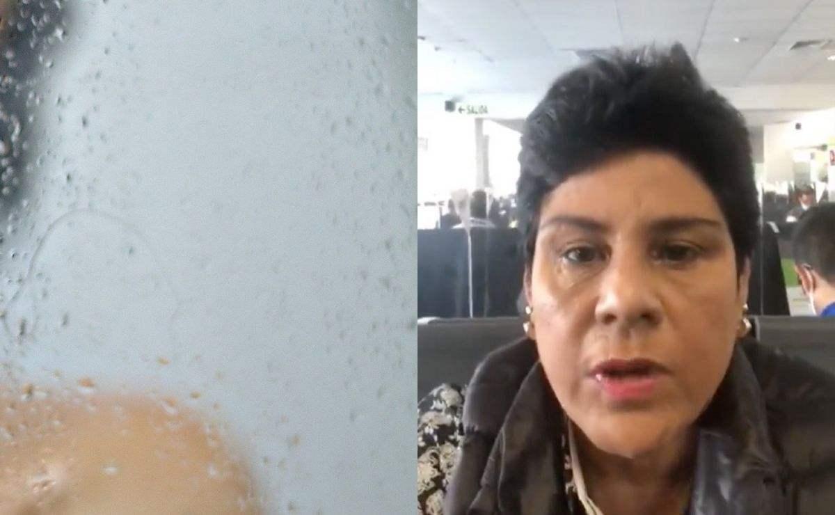 Congresista olvida apagar su cámara y aparece bañándose en sesión