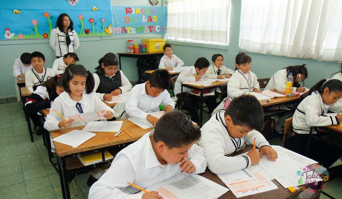 Pasos para consultar una constancia de estudios EdoMéx preescolar, primaria y secundaria