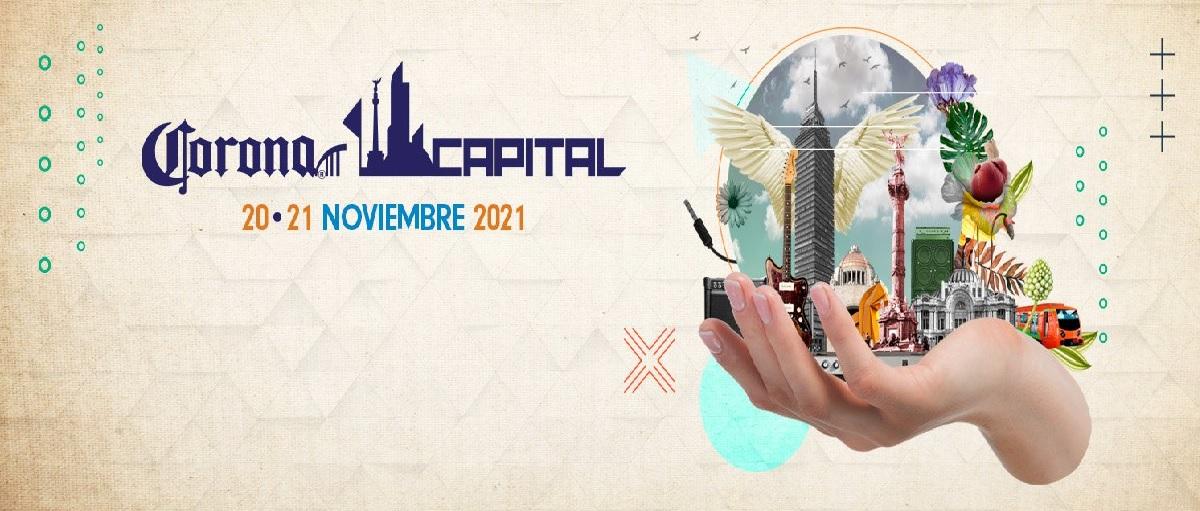 El Corona Capital 2021 ya tiene fecha y bandas confirmadas