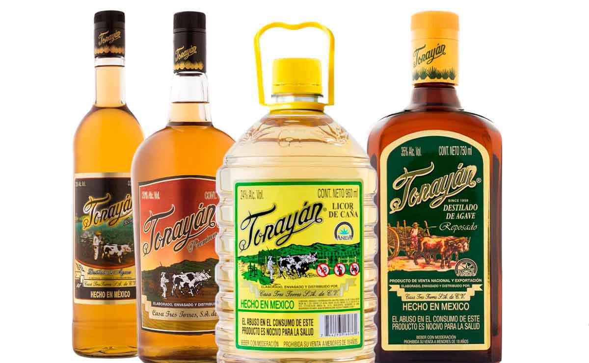 ¿Cuáles son las peores bebidas alcohólicas?