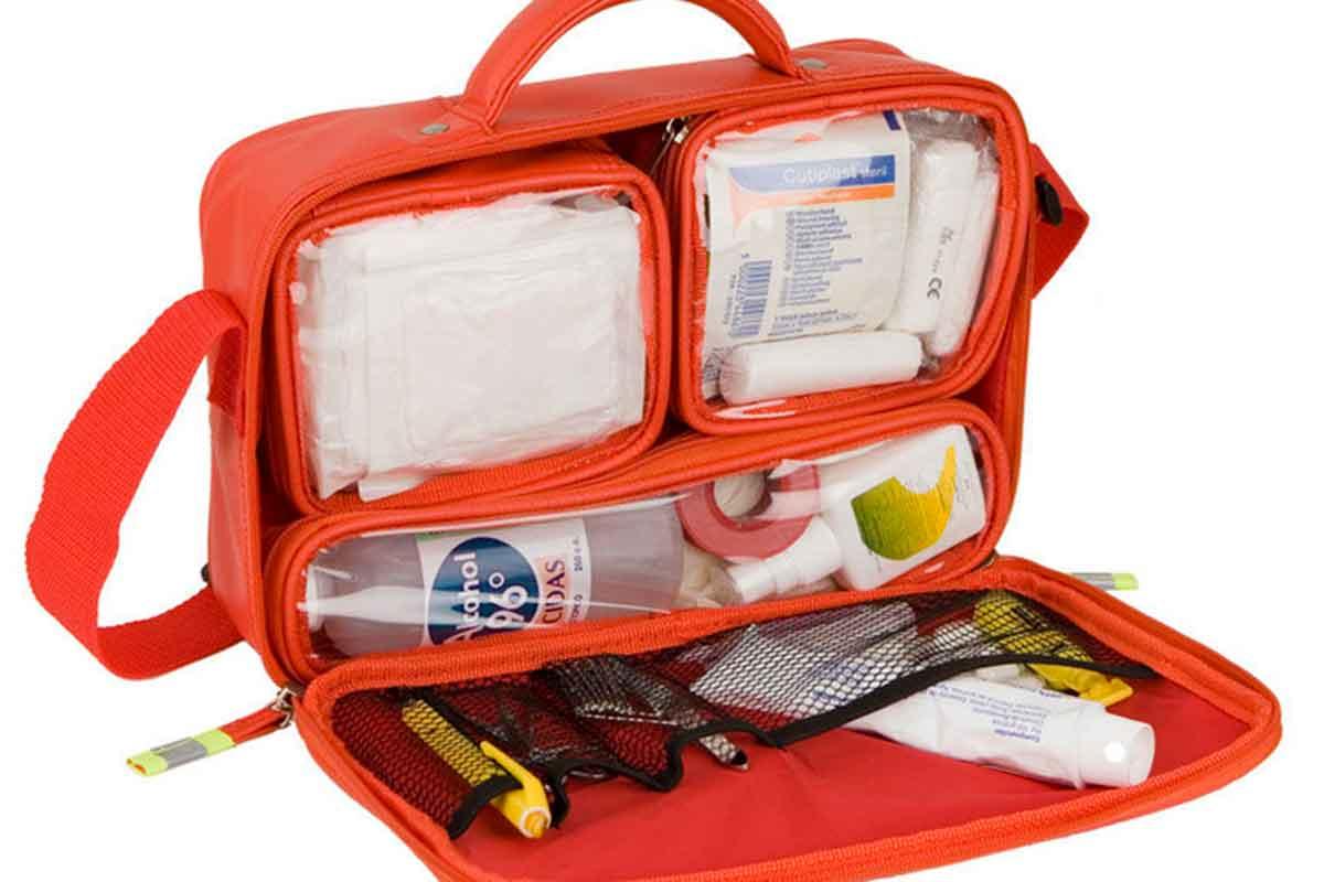 Tu kit de emergencia debe de contener un botiquin de emergencia, sugiere el Gobierno del Municipio de Toluca