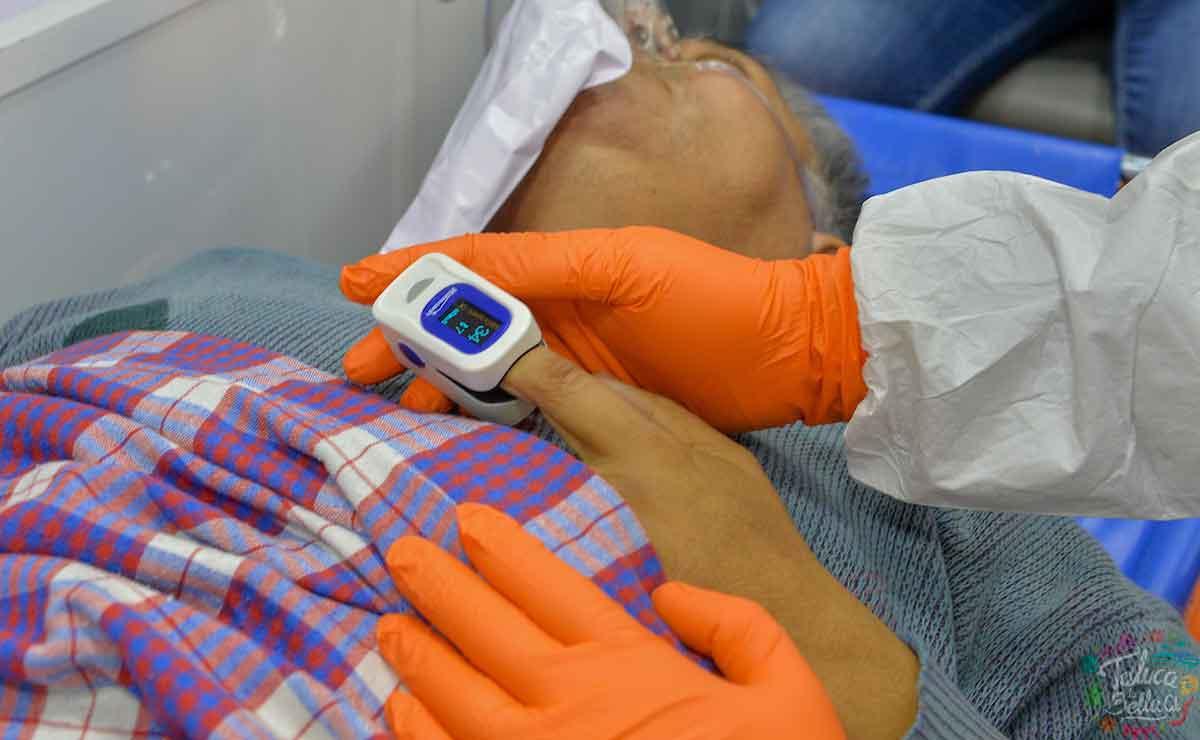 Edomex: Paciente con covid-19 escapa de hospital.