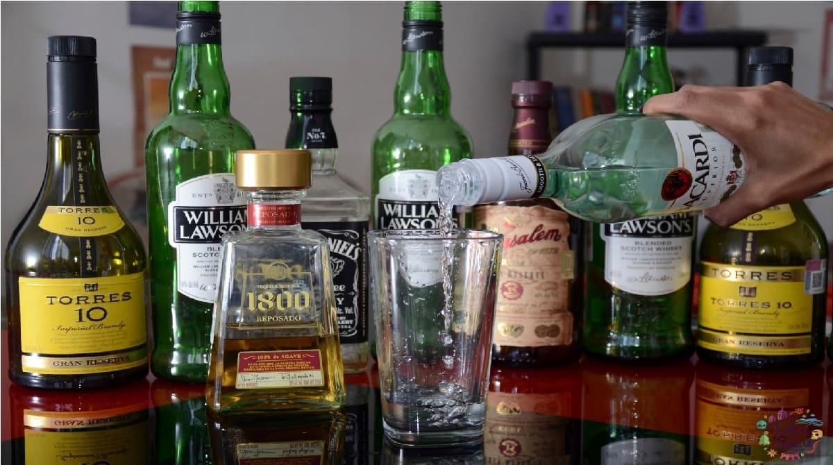 Profeco indica el verdadero contenido de las bebidas alcohólicas baratas