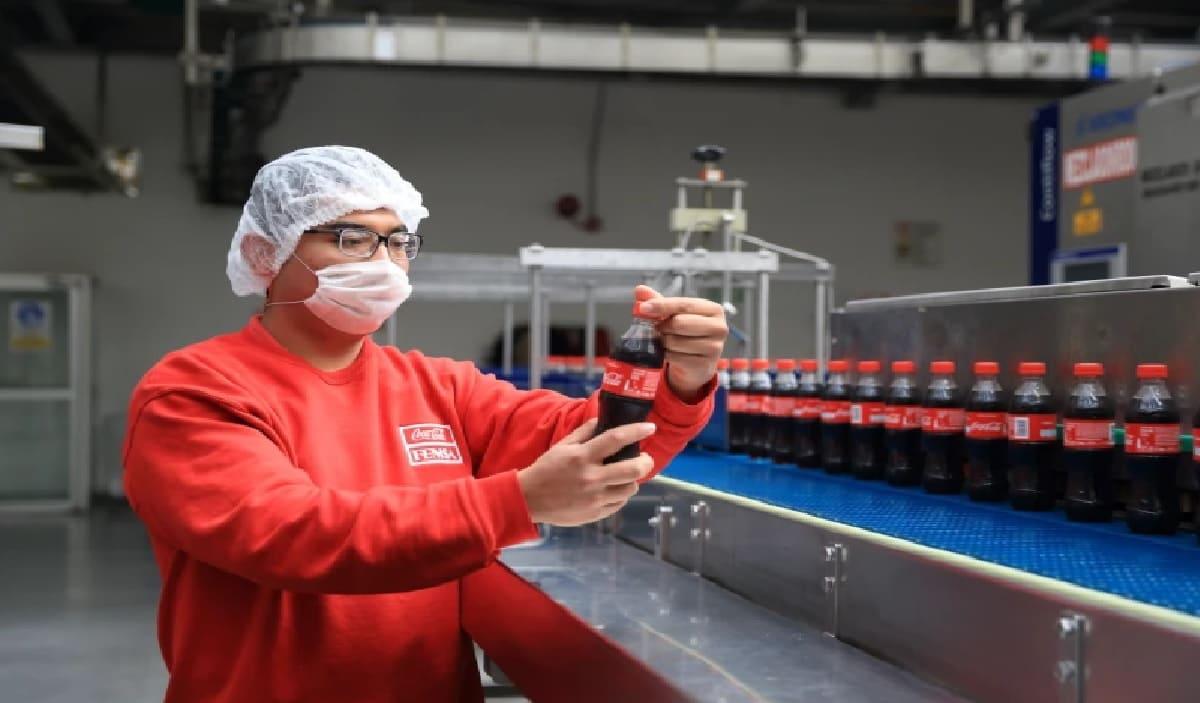 Coca Cola anunció diferentes ofertas de empleo en Edomex y CDMX