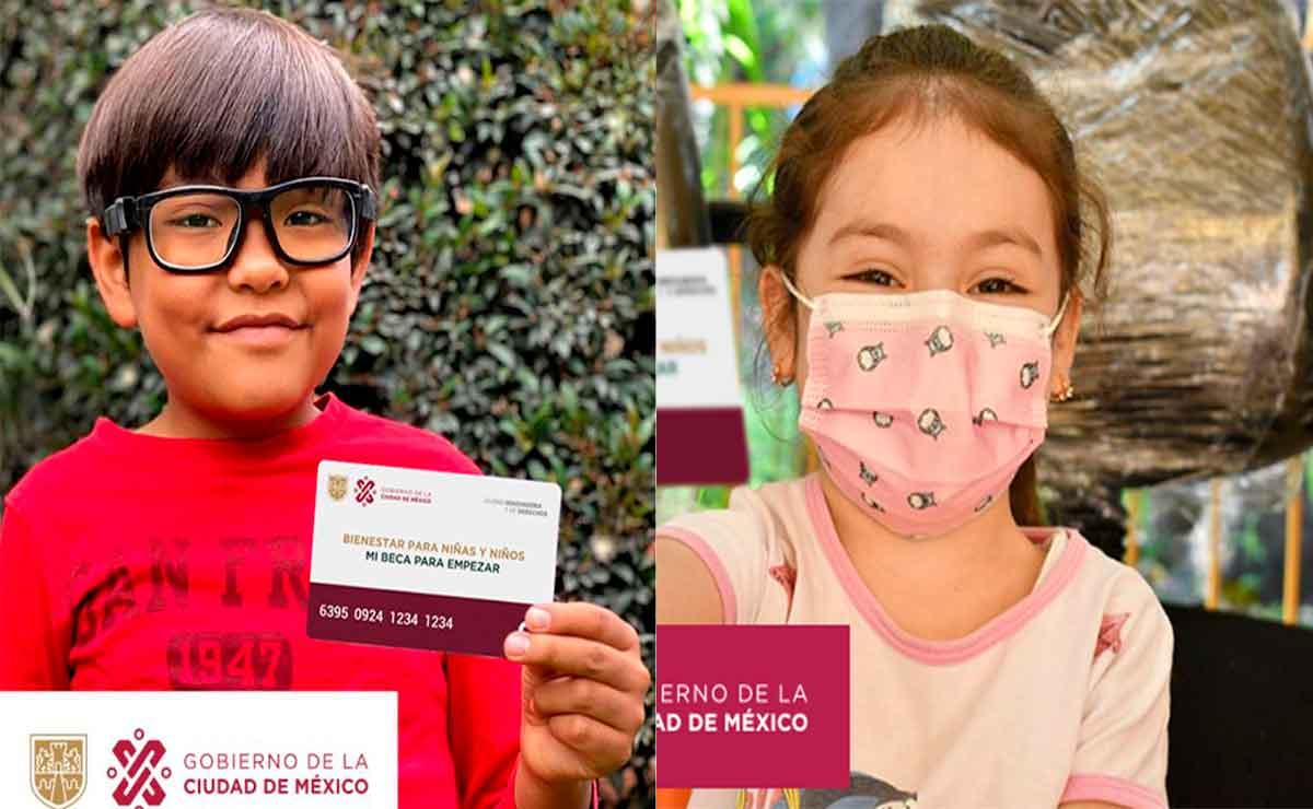Fechas de registro de Mi Beca para Empezar Bienestar para niñas y niños