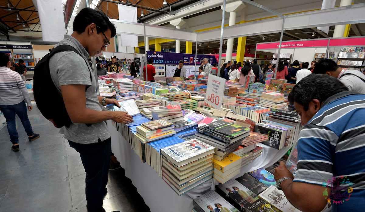 Fecha y lugar de la séptima Feria Internacional del Libro EdoMéx 2021