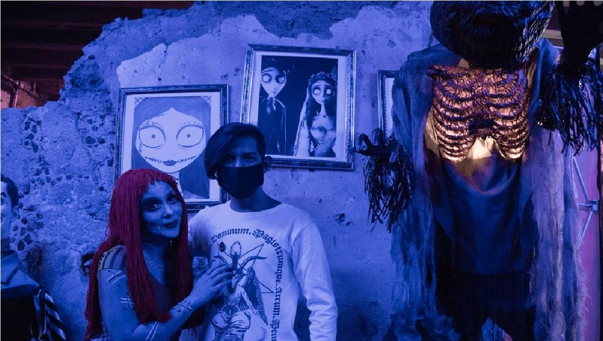 Festival de Tim Burton tendrá una edición especial de Halloween en CDMX