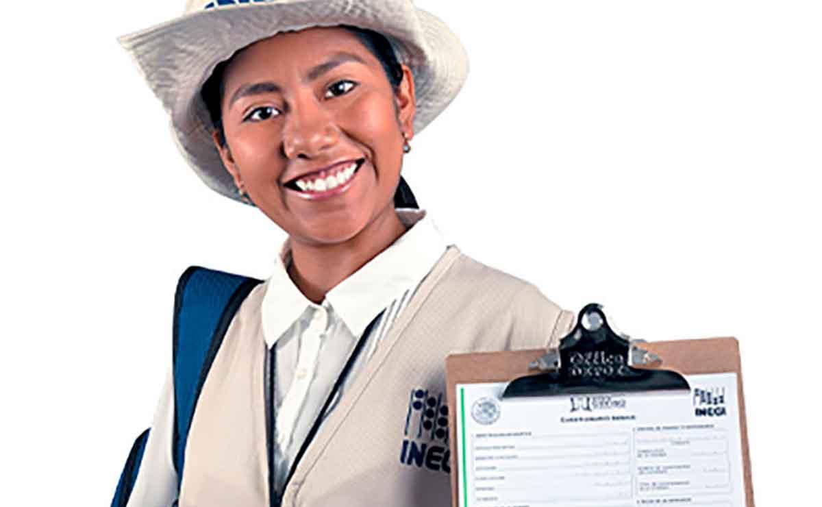 INEGI convocatorias de empleo 2021
